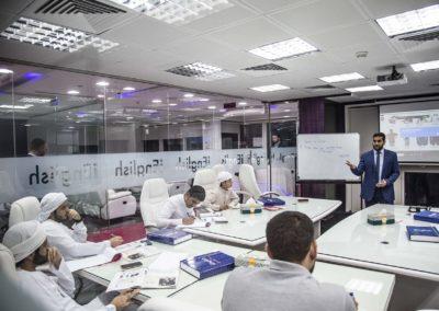 أفضل معهد انجليزي في ابوظبي The best English institute in Abu Dhabi